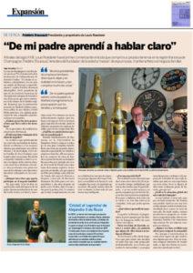 Frederic Rouzaud entrevista